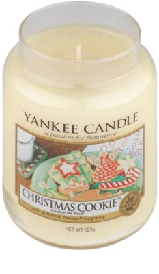 Yankee Candle Christmas Cookie Scented Candle  Classic Large 1