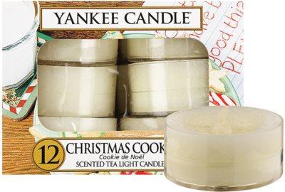 Yankee Candle Christmas Cookie čajová svíčka