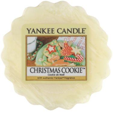Yankee Candle Christmas Cookie ceară pentru aromatizator