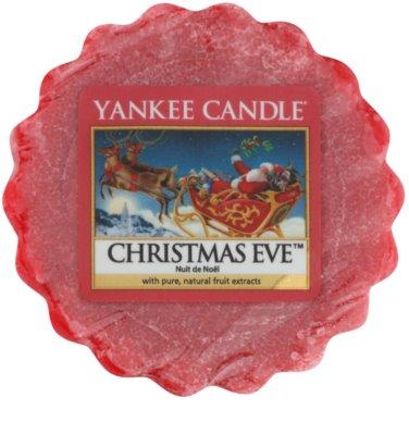 Yankee Candle Christmas Eve віск для аромалампи