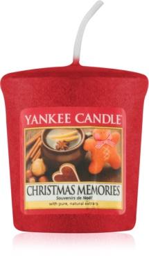 Yankee Candle Christmas Memories votivní svíčka