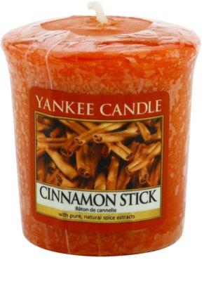 Yankee Candle Cinnamon Stick votívna sviečka
