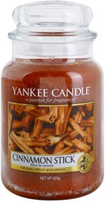 Yankee Candle Cinnamon Stick vela perfumado  Classic grande