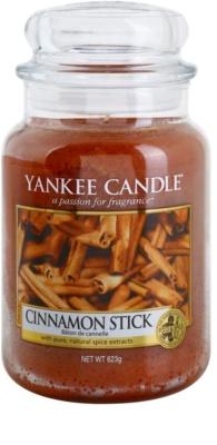 Yankee Candle Cinnamon Stick vonná svíčka  Classic velká