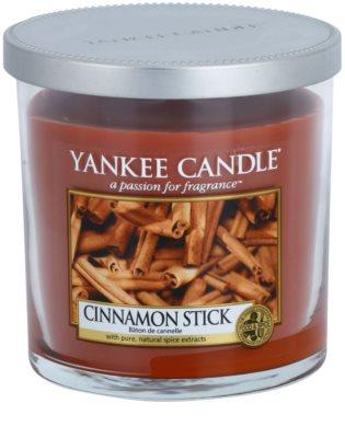 Yankee Candle Cinnamon Stick vela perfumado  Décor pequena