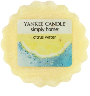Yankee Candle Citrus Water віск для аромалампи