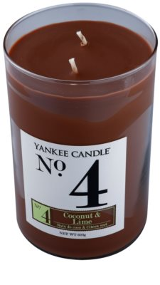 Yankee Candle Coconut & Lime dišeča sveča   Décor velika (No.4) 1