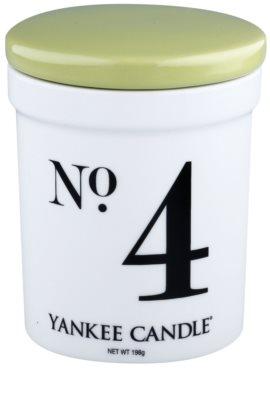 Yankee Candle Coconut & Lime illatos gyertya    (No.4)