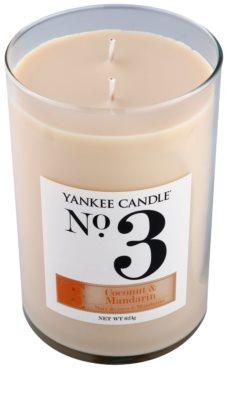 Yankee Candle Coconut & Mandarin świeczka zapachowa   Décor duża (No.3) 1