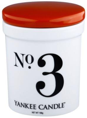 Yankee Candle Coconut & Mandarin vela perfumada    (No.3)