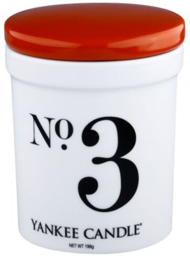 Yankee Candle Coconut & Mandarin vonná svíčka   (No.3)