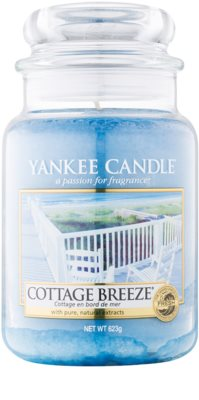 Yankee Candle Cottage Breeze Duftkerze   Classic groß