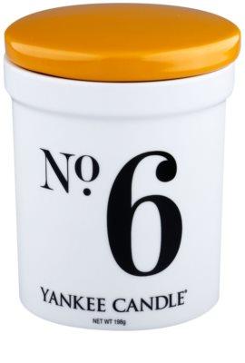 Yankee Candle Coconut & Pineapple dišeča sveča    (No.6)