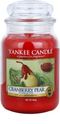 Yankee Candle Cranberry Pear Duftkerze   Classic groß