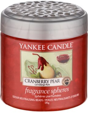Yankee Candle Cranberry Pear dišeči biseri