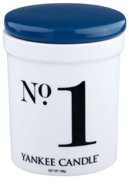 Yankee Candle Coconut & Sea Air dišeča sveča    (No.1)