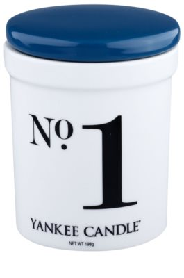 Yankee Candle Coconut & Sea Air vonná svíčka   (No.1)