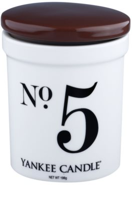 Yankee Candle Coconut & Vanilla ароматна свещ    (No.5)
