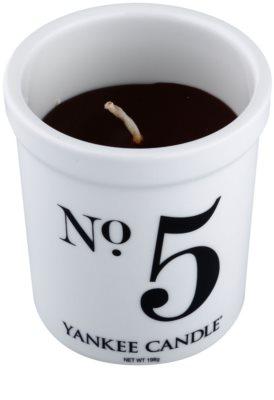 Yankee Candle Coconut & Vanilla dišeča sveča    (No.5) 1