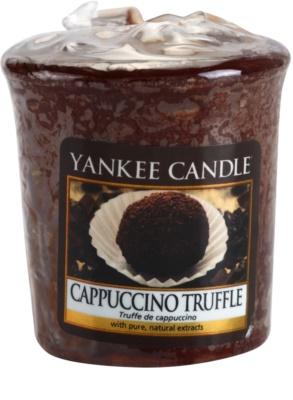 Yankee Candle Cappuccino Truffle lumânare votiv