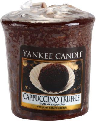 Yankee Candle Cappuccino Truffle vela votiva