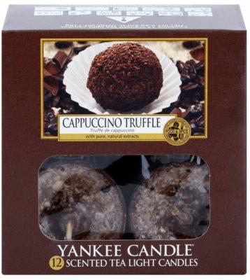 Yankee Candle Cappuccino Truffle lumânare 1