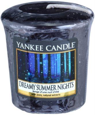 Yankee Candle Dreamy Summer Nights votivní svíčka