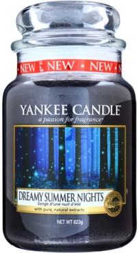 Yankee Candle Dreamy Summer Nights illatos gyertya   Classic nagy méret