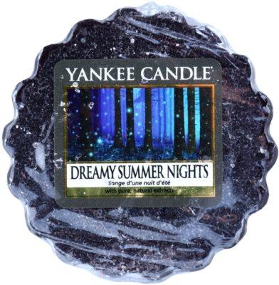 Yankee Candle Dreamy Summer Nights cera derretida aromatizante