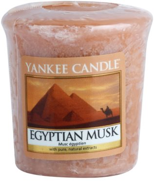 Yankee Candle Egyptian Musk вотивна свещ