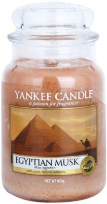 Yankee Candle Egyptian Musk ароматизована свічка   Classic велика