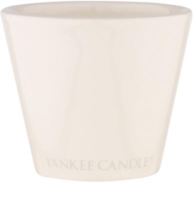 Yankee Candle Essential Ceramic Kerámia gyertyatartó fogadalmi gyertyához