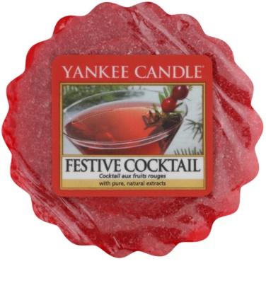 Yankee Candle Festive Cocktail ceară pentru aromatizator