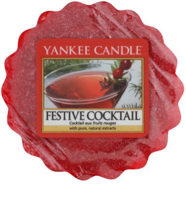 Yankee Candle Festive Cocktail wosk zapachowy
