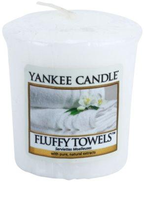 Yankee Candle Fluffy Towels lumânare votiv
