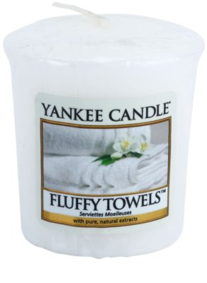 Yankee Candle Fluffy Towels velas votivas