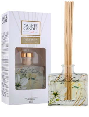Yankee Candle Fluffy Towels Aroma Diffuser mit Nachfüllung  Signature