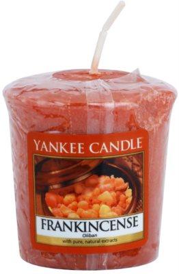 Yankee Candle Frankincense vela votiva
