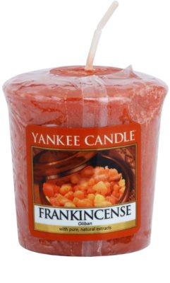 Yankee Candle Frankincense votivna sveča