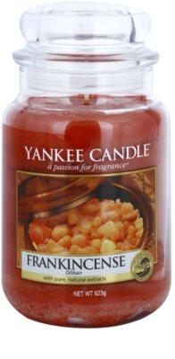 Yankee Candle Frankincense vela perfumada   Classic grande