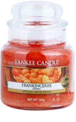 Yankee Candle Frankincense świeczka zapachowa   Classic mała