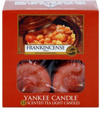Yankee Candle Frankincense čajna sveča 2