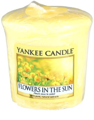 Yankee Candle Flowers in the Sun velas votivas