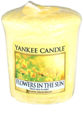 Yankee Candle Flowers in the Sun Votive Candle