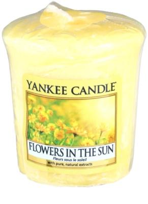 Yankee Candle Flowers in the Sun votivna sveča