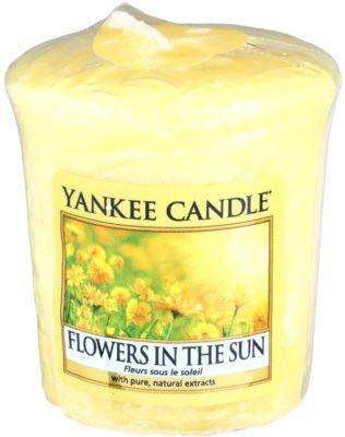 Yankee Candle Flowers in the Sun votivní svíčka