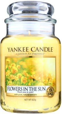Yankee Candle Flowers in the Sun dišeča sveča   Classic velika