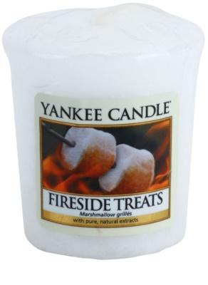 Yankee Candle Fireside Treats votivní svíčka
