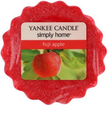 Yankee Candle Fuji Apple cera derretida aromatizante