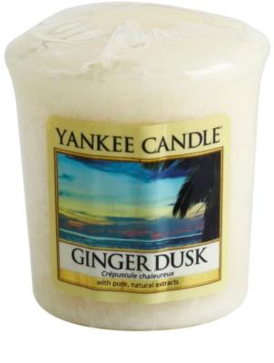 Yankee Candle Ginger Dusk viaszos gyertya